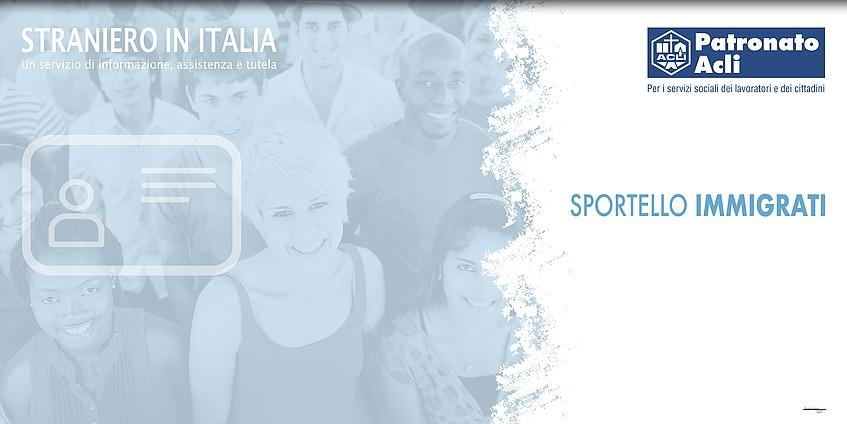 Sportello immigrati | ACLI Provinciali Pisa